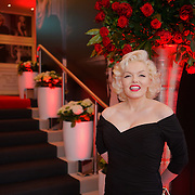 Marilyn Monroe: Legacy of a Legend launch, London