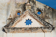 A detail from a ruined church, Iglesia de Santa Ana on the outskirts of Trinidad, Cuba