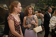 Petronella Wyatt, Tatler Summer party ( in association with Fendi) Home House, Portman Sq. 29 June 2006. ONE TIME USE ONLY - DO NOT ARCHIVE  © Copyright Photograph by Dafydd Jones 66 Stockwell Park Rd. London SW9 0DA Tel 020 7733 0108 www.dafjones.com