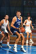 Qualif. Campionato Europeo Benevento 1994 Italia-Ungheria<br /> sandro dell'agnello