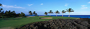Waikoloa Golf Course, Island of Hawaii, Kohala Coast, Hawaii, USA<br />