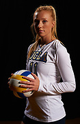 UCLA Athletics - UCLA Women's Volleyball 2016 Media Day Portraits, UCLA, Los Angeles, CA.<br /> April 27th, 2016<br /> Copyright  Don Liebig/ASUCLA<br /> Formico_Taylor_18.psd