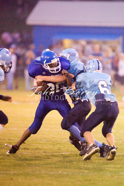 MCHS Freshman Football.vs Page.9/26/2007..