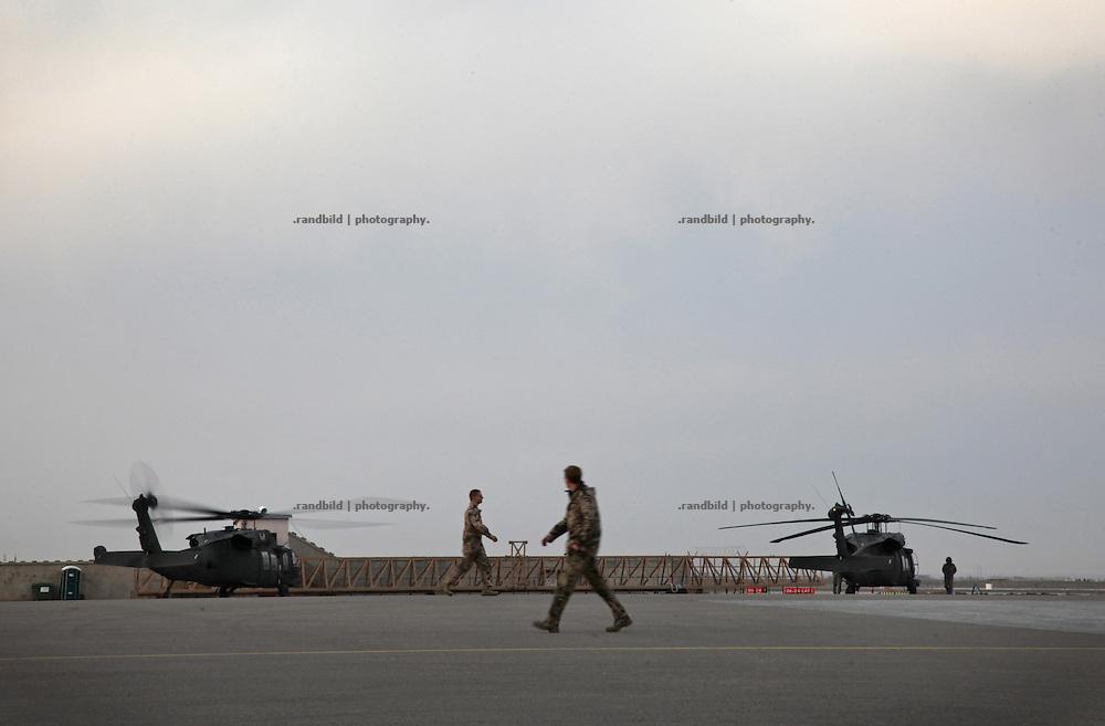 ISAF Airfield Camp Marmal, Afghanistan