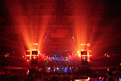 The Grateful Dead in Space between Dark Stars at the Nassau Coliseum, Uniondale NY, 29 March 1990