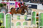 Kelli Cruciotti - Zidante<br /> Gothenburg Horse Show 2019<br /> © DigiShots