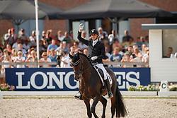 Revolution<br /> World ChampionshipsYoung Dressage Horses<br /> Ermelo 2018<br /> © Hippo Foto - Dirk Caremans<br /> 04/08/2018