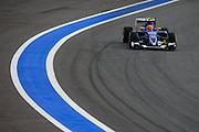 October 8-11, 2015: Russian GP 2015: Felipe Nasr (BRA), Sauber