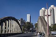 Belo Horizonte_MG, Brasil.<br /> <br /> Viaduto Santa Tereza em Belo Horizonte, Minas Gerais.<br /> <br /> Santa Tereza Overpass in Belo Horizonte, Minas Gerais.<br /> <br /> Foto: JOAO MARCOS ROSA / NITRO
