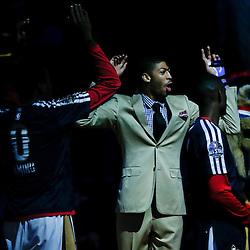 12-04-2013 Dallas Mavericks at New Orleans Pelicans