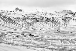 The farm, Oxi, Snaefellsnes, Iceland - Bærinn Öxi á Snæfellsnesi