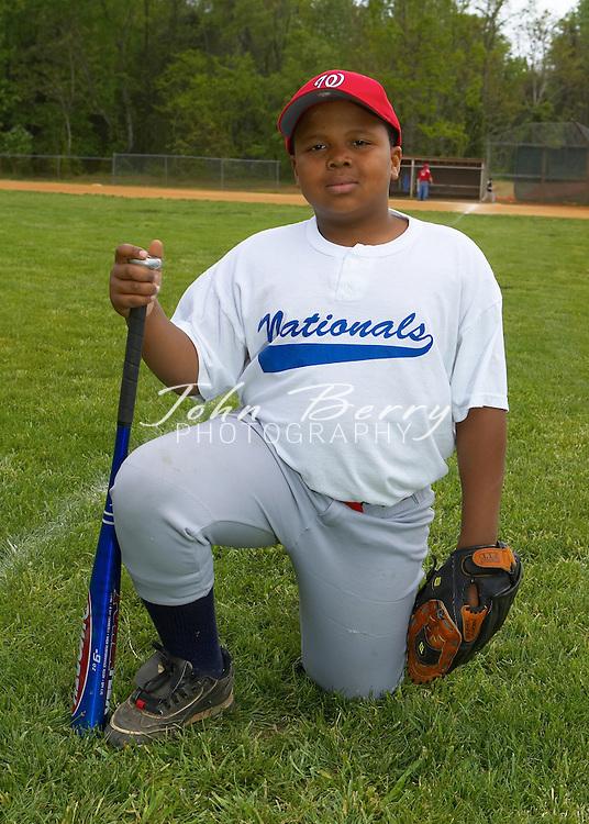 Madison Parks and Rec Baseball 2005, Minor League Team & Individual