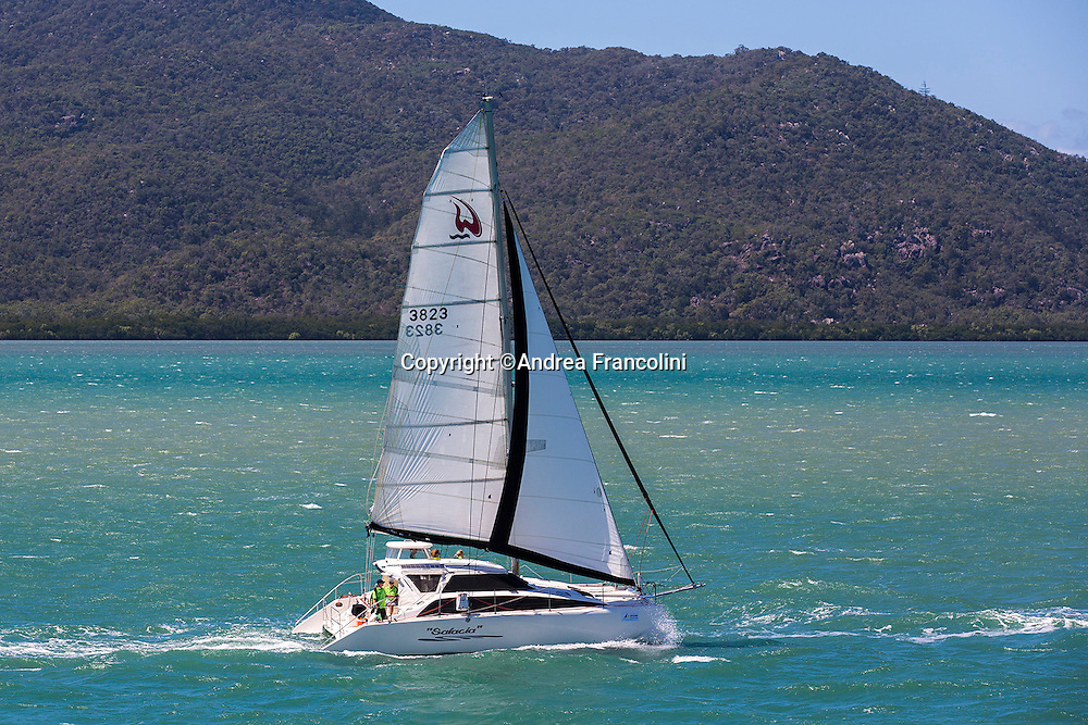 Sealink Magnetic Island Race week 2016<br /> 5/9/2016<br /> ph. Andrea Francolini<br /> SALACIA