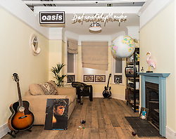 Oasis, Chasing the Sun exhibition launch party, Manchester<br /> <br /> (c) John Baguley | Edinburgh Elite media