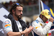 March 27-29, 2015: Malaysian Grand Prix - Fernando Alonso (SPA), McLaren Honda