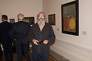 MATTHEW COLLINGS, Opening of Abstract Expressionism, Royal Academy, Piccadilly, London, 20 September 2016
