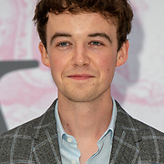 Alex Lawther arrives at V&A - summer party, on 19 June 2019, London, UK