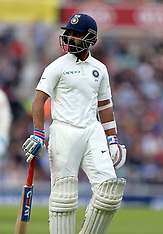 England v India - Fifth Test - Day Two - 8 Sept 2018