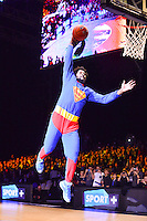 Anthony SMITH - concours de dunks  - 03.01.2015 - All Star Game -Paris - Zenith<br /> Photo : Dave Winter / Icon Sport