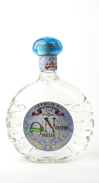 Nuestro Orgullo blanco -- Image originally appeared in the Tequila Matchmaker: http://tequilamatchmaker.com