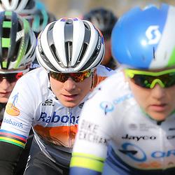 13-03-2016: Wielrennen: Acht van Dwingeloo: Dwingeloo<br />DWINGELOO (NED) wielrennen<br />Marianne Vos