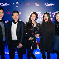 Guest attends the La French Touch By Martell party at the Tonno on 21 January 2016 in Hong Kong, China. Photo by Moses Ng / studioEAST