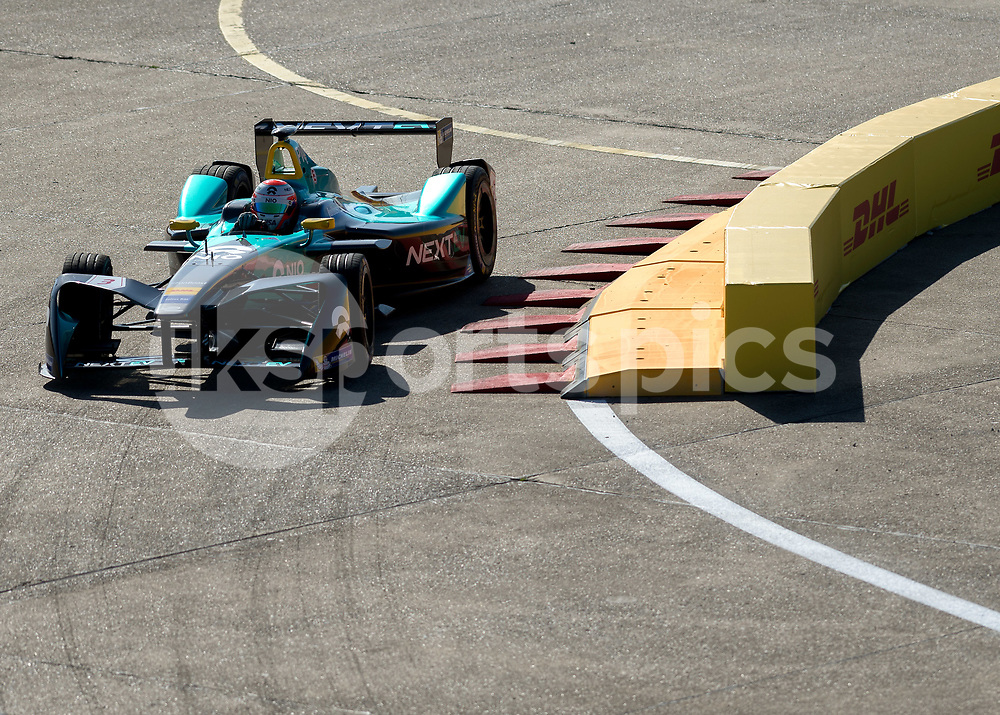 Oliver Turvey (GB) of NextEV Formula E Team during the Berlin FIA Formula E ePrix 2017 at Tempelhof Airport, Berlin, Germany on 10 June 2017. Photo by Vince Mignott.