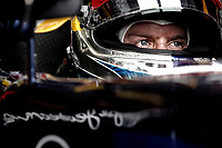 MOTORSPORT - F1 2012 -  BAHRAIN GRAND PRIX - SAKHIR (BHR) - 19 TO 22/04/2012 - PHOTO : FRANÇOIS FLAMAND / DPPI - <br /> VETTEL SEBASTIAN (GER) - RED BULL RENAULT RB8 - AMBIANCE PORTRAIT