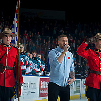 111117 Red Deer Rebels at Kelowna Rockets