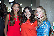 Merle Dandridge, Step Up student honoree Kimberly, and Sarah Jane Morris