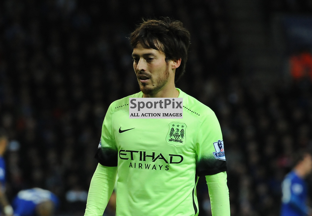 David Silva (c) Simon Kimber | SportPix.org.uk