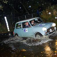 Car 24 Frank Lenehan Patrick McCollum Mini Cooper