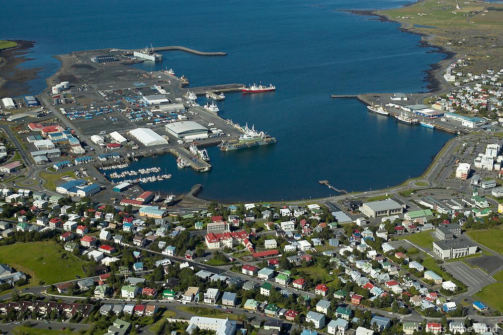 Hafnarfjörður, höfn /.Hafnarfjordur harbour