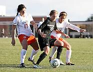 OC Women's Soccer vs Oklahoma State SS - 3/3/2012
