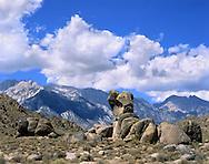 Rock Forms, Sierra Nevada Range, California