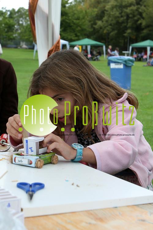 Mannheim. 15.09.12  Luisenpark. Familientag. Spiel und Spa&szlig; f&uuml;r die Familie<br /> <br /> Bild: Markus Pro&szlig;witz 15SEP12 / masterpress /
