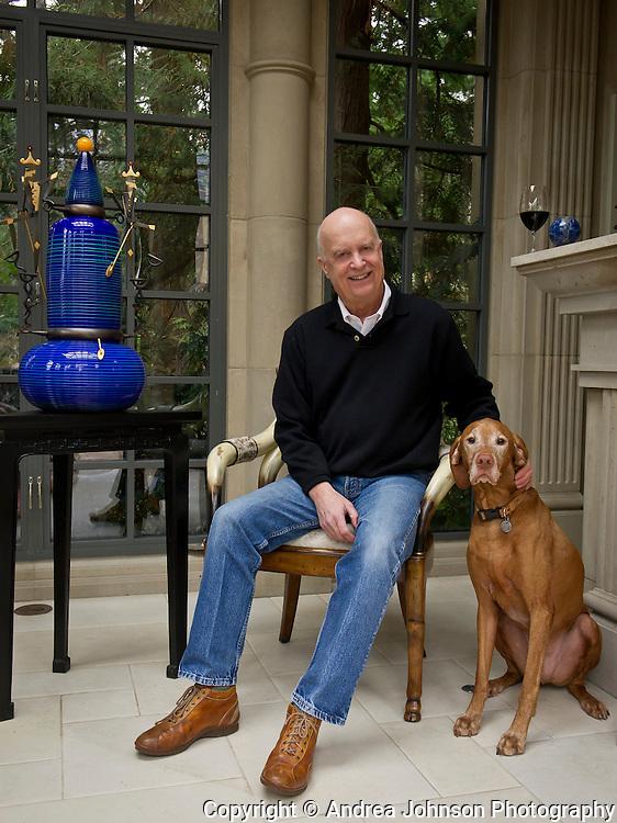 Allen Shoup, founder, Long Shadows Vitners, Washington