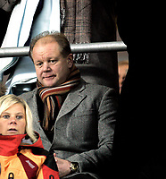 Fotball Kvinner<br /> NM CUP <br /> Cupfinale<br /> 08.11.08<br /> Bislett Stadion<br /> Røa - Team Strømmen<br /> Toppfotballsjef Per Mathias Høgmo<br /> Foto - Kasper Wikestad
