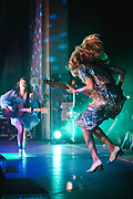 First Aid Kit at the Greek Theatre in Los Angeles, Sept 26, 2018. Photo by Jason Quigley