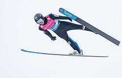 10.03.2018, Holmenkollen, Oslo, NOR, FIS Weltcup Nordische Kombination, Oslo, Skisprung, im Bild Jarl Magnus Riiber (NOR) // Jarl Magnus Riiber of Norway during the Skijumping of the FIS Nordic Combined World Cup at the Holmenkollen in Oslo, Norway on 2018/03/10. EXPA Pictures © 2018, PhotoCredit: EXPA/ JFK