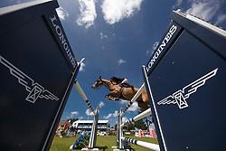 Van Der Vleuten Maikel, NED, VDL Groep Arera C<br /> Grand Prix Longines - Ville de La Baule<br /> Longines Jumping International de La Baule 2017<br /> © Dirk Caremans<br /> Van Der Vleuten Maikel, NED, VDL Groep Arera C