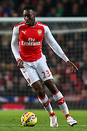 Danny Welbeck of Arsenal during the Barclays Premier League match at the Emirates Stadium, London<br /> Picture by David Horn/Focus Images Ltd +44 7545 970036<br /> 13/12/2014