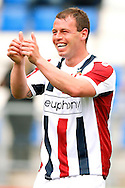 Onderwerp/Subject: Willem II - Eredivisie<br /> Reklame:  <br /> Club/Team/Country: <br /> Seizoen/Season: 2012/2013<br /> FOTO/PHOTO: Nicky HOFS ( Nick HOFS ) of Willem II. (Photo by PICS UNITED)<br /> <br /> Trefwoorden/Keywords: <br /> #02 #09 $94 &plusmn;1355244121349<br /> Photo- &amp; Copyrights &copy; PICS UNITED <br /> P.O. Box 7164 - 5605 BE  EINDHOVEN (THE NETHERLANDS) <br /> Phone +31 (0)40 296 28 00 <br /> Fax +31 (0) 40 248 47 43 <br /> http://www.pics-united.com <br /> e-mail : sales@pics-united.com (If you would like to raise any issues regarding any aspects of products / service of PICS UNITED) or <br /> e-mail : sales@pics-united.com   <br /> <br /> ATTENTIE: <br /> Publicatie ook bij aanbieding door derden is slechts toegestaan na verkregen toestemming van Pics United. <br /> VOLLEDIGE NAAMSVERMELDING IS VERPLICHT! (&copy; PICS UNITED/Naam Fotograaf, zie veld 4 van de bestandsinfo 'credits') <br /> ATTENTION:  <br /> &copy; Pics United. Reproduction/publication of this photo by any parties is only permitted after authorisation is sought and obtained from  PICS UNITED- THE NETHERLANDS