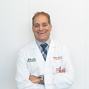 MIAMI, FLORIDA, DECMBER 7, 2018<br /> Michael E. Hoffer, M.D., FACS, from the University ion Miami's Miller School of Medicine, led the medical examination of dozens of United States Havana Embassy after complaints of auditive complications. Claims of ultrasonic waves aimed at the embassy staff were investigated by Hoffer and his staff.<br /> (Photo by Angel Valentin/Freelance)