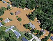 20090922  -  Austell, Ga : Constant rains for nearly a week saturated the metro Atlanta area bringing flood waters from the Sweetwater Creek up over rooftops by Tuesday, September 22, 2009. At least eight died in the weather disaster.   David Tulis         dtulis@gmail.com    ©David Tulis 2009