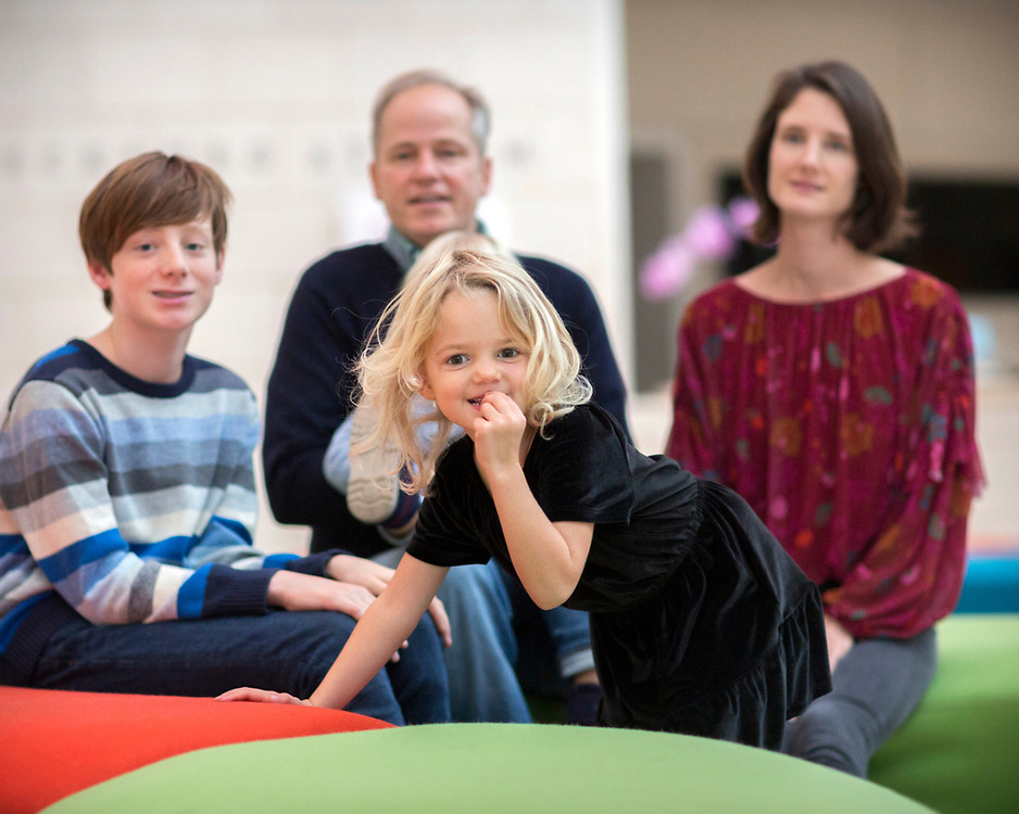 Morris Family Portraits at the Jepson Center, Saturday, Dec., 9, 2017, in Savannah, Ga. (Photo/Stephen B. Morton)