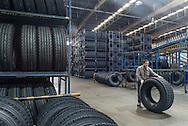 China / Anhui / Hefei 14/11/2014<br /> <br /> Giti Anhui Plant , Production <br /> <br /> &copy; Daniele Mattioli for Giti