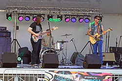 Make Music Normal festival - Uptown Normal<br /> <br /> Jeremy David Baker Band