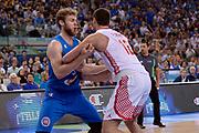 DESCRIZIONE: Torino Turin 2016 FIBA Olympic Qualifying Tournament Finale Final Italia Croazia Italy Croatia<br /> GIOCATORE : Nicolo' Melli<br /> CATEGORIA : tagliafuori<br /> SQUADRA : Italia Italy<br /> EVENTO : 2016 FIBA Olympic Qualifying Tournament <br /> GARA : 2016 FIBA Olympic Qualifying Tournament Finale Final Italia Croazia Italy Croatia<br /> DATA : 09/07/2016<br /> SPORT: Pallacanestro<br /> AUTORE : Agenzia Ciamillo-Castoria/Max.Ceretti <br /> Galleria : 2016 FIBA Olympic Qualifying Tournament <br /> Fotonotizia : Torino Turin 2016 FIBA Olympic Qualifying Tournament Finale Final Italia Croazia Italy Croatia<br /> Predefinita :