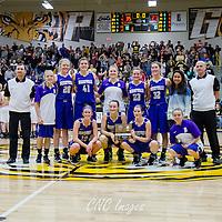02-27-16 Berryville Sr. Girls vs Prairie Grove (Regional Championship Game)
